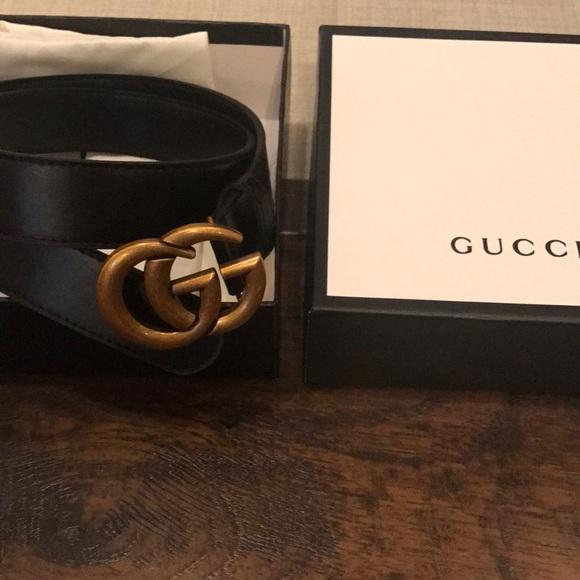 de6ac354d7b6 Accessories | Gucci Double G Belt | Poshmark